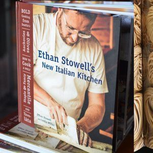 ITALIAN Kitchen A Cookbook by Ethan Stowells